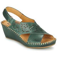 Schuhe Damen Sandalen / Sandaletten Pikolinos MARGARITA 943 Blau