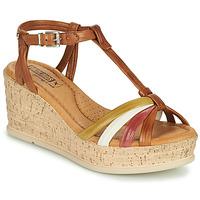 Schuhe Damen Sandalen / Sandaletten Pikolinos MIRANDA W2F Braun