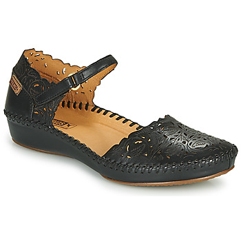 Schuhe Damen Ballerinas Pikolinos P. VALLARTA 655 Schwarz