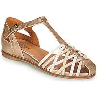 Schuhe Damen Sandalen / Sandaletten Pikolinos TALAVERA W3D Gold