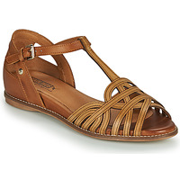 Schuhe Damen Sandalen / Sandaletten Pikolinos TALAVERA W3D Honig