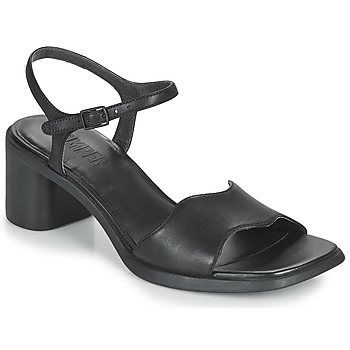 Schuhe Damen Sandalen / Sandaletten Camper MEDA Schwarz