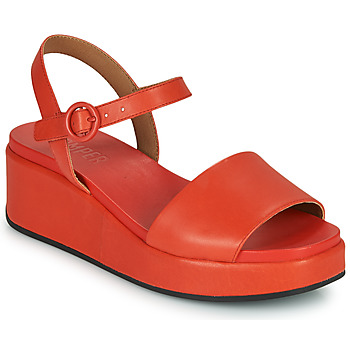 Schuhe Damen Sandalen / Sandaletten Camper MISIA Rot