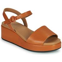 Schuhe Damen Sandalen / Sandaletten Camper MISIA Braun