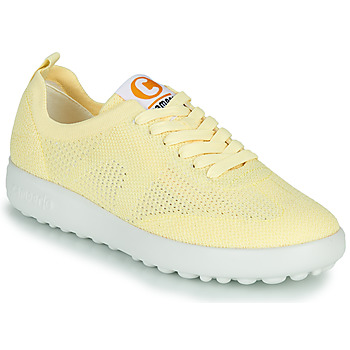 Schuhe Damen Sneaker Low Camper PELOTAS XLF Gelb