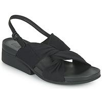 Schuhe Damen Sandalen / Sandaletten Camper MINI KAAH Schwarz