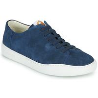 Schuhe Herren Sneaker Low Camper PEU TOURING Blau