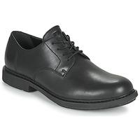 Schuhe Herren Derby-Schuhe Camper NEUMAN Schwarz