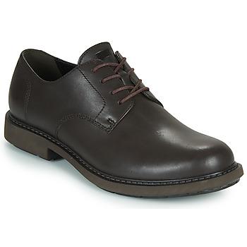 Schuhe Herren Derby-Schuhe Camper NEUMAN Braun
