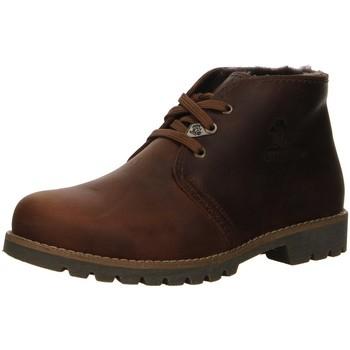 Schuhe Herren Stiefel Panama Jack Bota Igloo C5 braun