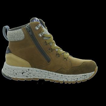 Schuhe Damen Boots Allrounder by Mephisto Stiefeletten P2006423 ONE LIFE-TEX 52/52 braun