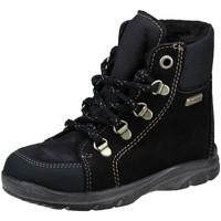 Schuhe Jungen Boots Däumling Schnuerstiefel 090531M 48 blau