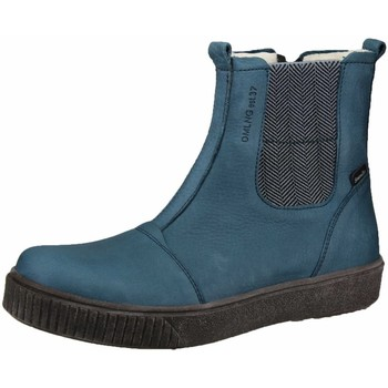 Schuhe Mädchen Stiefel Däumling Stiefel petrol 780062S-50 türkis