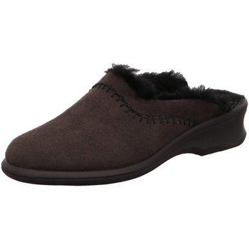 Schuhe Damen Hausschuhe Rohde 2510-83 braun