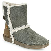 Schuhe Damen Boots El Naturalista LUX Grau / Kaki