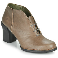 Schuhe Damen Klassische Stiefel El Naturalista CAPRETTO Braun