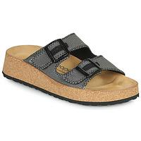 Schuhe Damen Pantoffel Papillio GABRIELA Grau