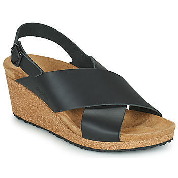 Schuhe Damen Sandalen / Sandaletten Papillio SAMIRA RING BUCKLE Schwarz