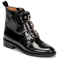 Schuhe Damen Boots Jonak DIRCE BIS Schwarz