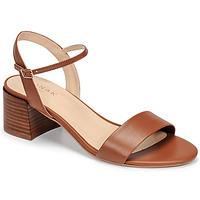 Schuhe Damen Sandalen / Sandaletten Jonak ANKER Braun