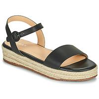 Schuhe Damen Sandalen / Sandaletten Jonak BALI Schwarz