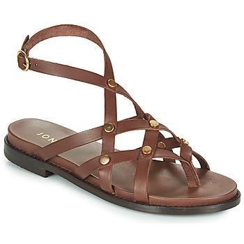 Schuhe Damen Sandalen / Sandaletten Jonak WHITNEY Braun