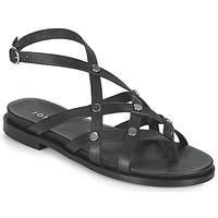 Schuhe Damen Sandalen / Sandaletten Jonak WHITNEY Schwarz