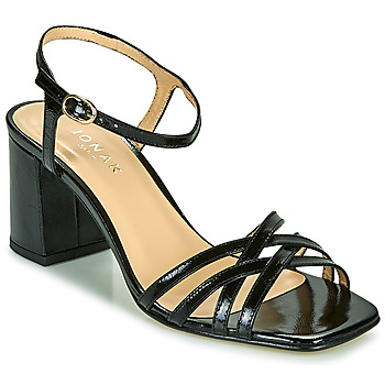 Schuhe Damen Sandalen / Sandaletten Jonak VICTORINE Schwarz
