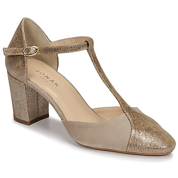 Schuhe Damen Pumps Jonak VIMOS Beige