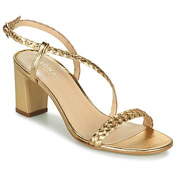 Schuhe Damen Sandalen / Sandaletten Jonak VAEMIS Gold
