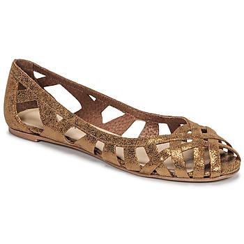 Schuhe Damen Sandalen / Sandaletten Jonak DERAY Gold