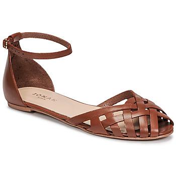 Schuhe Damen Sandalen / Sandaletten Jonak DOO Braun