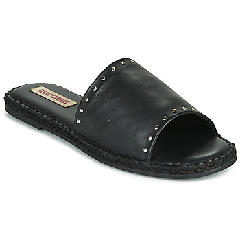 Schuhe Damen Pantoffel Pare Gabia ROPLINE Schwarz