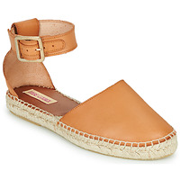 Schuhe Damen Sandalen / Sandaletten Pare Gabia VP BUCKLE Camel