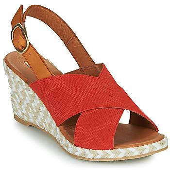 Schuhe Damen Sandalen / Sandaletten Pare Gabia NAMEE Orange