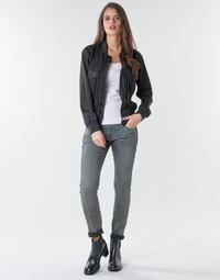 Kleidung Damen Röhrenjeans G-Star Raw 3301 Low Skinny Wmn  cobler