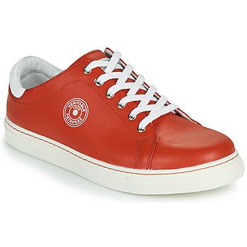 Schuhe Damen Sneaker Low Pataugas TWIST/N F2F Rot