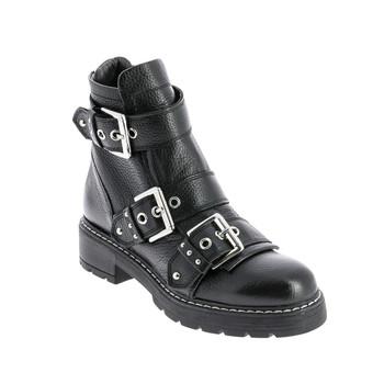Schuhe Damen Boots André DANDYBIKER Schwarz