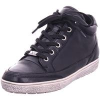 Schuhe Damen Stiefel Caprice Woms Boots BLACK SOFT NAP