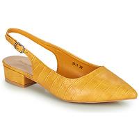 Schuhe Damen Pumps Moony Mood OGORGEOUS Gelb