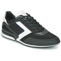 Schuhe Herren Sneaker Low BOSS SATURN LOWP ME Schwarz