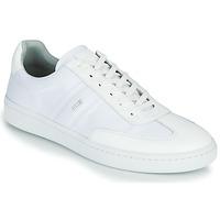 Schuhe Herren Sneaker Low BOSS Ribeira_Tenn_nylt 10232896 Weiss