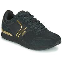 Schuhe Herren Sneaker Low BOSS ARDICAL RUNN NYMX2 Schwarz / Gold