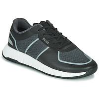 Schuhe Herren Sneaker Low BOSS TITANIUM RUNN MEML Grau