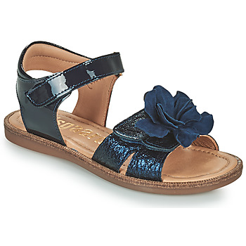 Schuhe Mädchen Sandalen / Sandaletten Bisgaard AGNES Marine