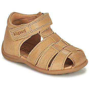 Schuhe Kinder Sandalen / Sandaletten Bisgaard CARLY Beige