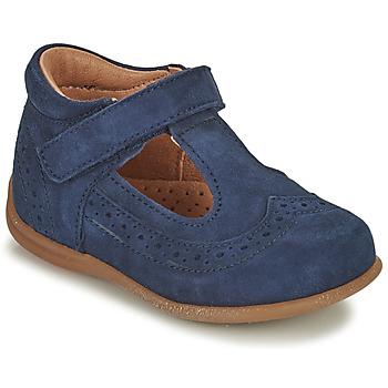Schuhe Mädchen Ballerinas Bisgaard RAE Marine
