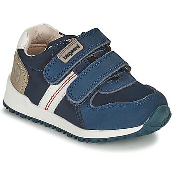 Schuhe Jungen Sneaker Low Bisgaard STEVIE Marine