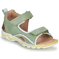 Schuhe Kinder Sportliche Sandalen Bisgaard ARTHUR Grün