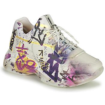 Schuhe Damen Sneaker Low Bronx BAISLEY Multicolor